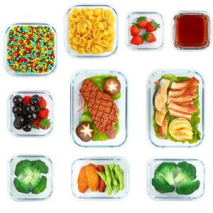 Sustainable Tupperware overview