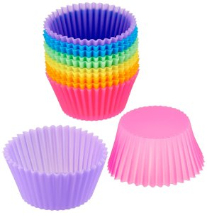 silicon baking cups