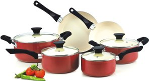 non stick ceramic 10 set