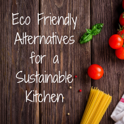Eco Friendly Alternatives for a Sustainable Kitchen