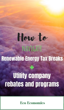 Renewable energy Tax breaks