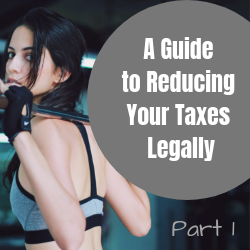 How to use the tax code to your advantage