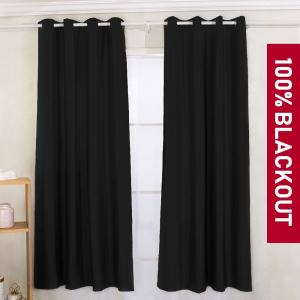 Insulating Black out curtains