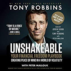 Saving and investing Unshakable