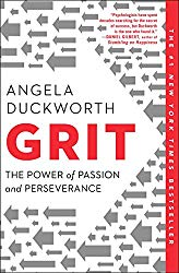 Goal setting book Grit
