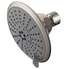 sustainability clean water showerhead